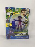 Ben 10 Glitch Ben Action Figure