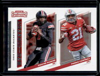 2019 Contenders Draft Picks CONNECTIONS pick #  football nfl panini FREE SHIP