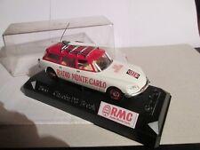 Citroen DS break Radio Monté Carlo RMC caravane du tour de france 1979 1/43ème
