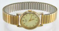 Citizen Quartz Damen Armbanduhr vergoldet