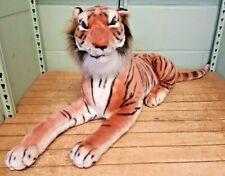 Large Soft Toy Tiger GR65