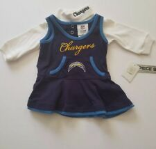 NEW with Tags Infant Official NBA Chargers Cheerleading Outfit 0-3 mo