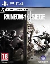 RAINBOW SIX SIEGE para PS4 en CASTELLANO - ENTREGA AHORA