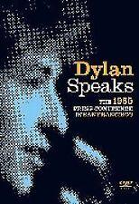 BOB DYLAN SPEAKS THE LEGENDARY 1965 PRESS CONFERENCE GENUINE R0 DVD NEW/SEALED