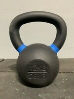 Cast Iron Kettlebell 12KG 26LB Weight Workout Fitness Home Gym Crossfit