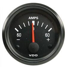 VDO Internal Shunt Ammeter 100-0-100 Amp 190037003