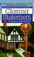 Closing Statement McClellan, Tierney Mass Market Paperback