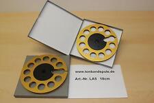 Tonbandspule -1 Paar- 18 cm für Uher, Akai, Grundig, Teac, Art-Nr. LA5