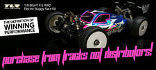 Team Losi Racing 1/8 8IGHT X-E 4 Wheel Drive Electric Buggy Race Kit 8X TLR04008