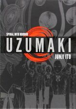 Uzumaki Deluxe Edition 3 in 1 Hardcover By junji Ito Spiral Into Horror Oct 2013