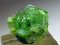 Superb Huge Grossular Garnet w/ Chrome Phantoms, Diopside!!! Jeffrey Mine