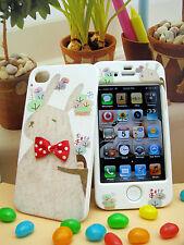 RABBIT Full Case For iPhone 4 & 4s