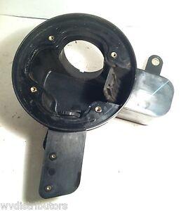 1998-2003 MERCEDES-BENZ ML320 ML430 ~ FUEL DOOR LID FRAME HOUSING ~ OEM PART