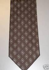 PROCHOWNICK braune Designer Krawatte Tie **** NEU + OVP