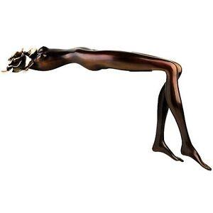"""BRUNO BRUNI - Original Bronzeskulptur """"FEMME AUX ROSES"""" - Galeriepreis 6.980,-€"""