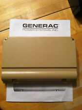 Generac, Siemens 5466 Standby Generator Remote Annunciator Panel Relay only