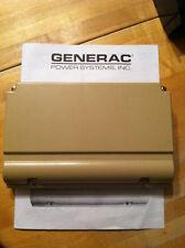 Generac Siemens 5466 Standby Generator Remote Annunciator Panel Relay Only
