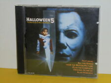 CD - HALLOWEEN 5  - OST