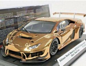 Racer Sideways! Specail Edition!! Lamborghini Huracan GT3 Bronze.! Slot Car