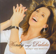Wendy Van Wanten : Wendy zingt Dalida (CD)