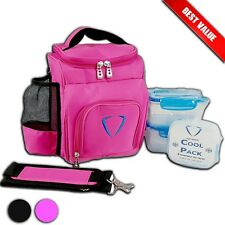 Cooler Bag Insulated Lunch Box Tupperware Lunch Bag Ladies Insulated Tote Bag