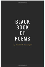 Black Book of Poems - Free Shipping-New-Unread-Paperback-