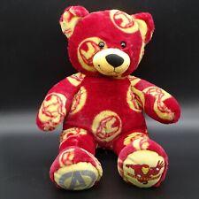 """Avengers Iron Man Bear Plush by Marvel Build A Bear 17"""""""