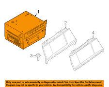 BMW OEM 11-17 X3 Navigation System-Control Module 65129220070