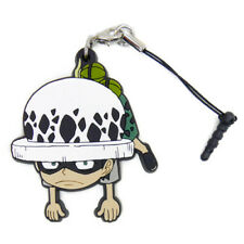 One Piece Cospa Tsumamare Pinched Rubber Strap - Trafalgar Law (Child)