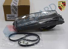 PORSCHE GENUINE 944 Fog Light Lens and Reflector Left OEM