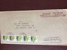 b1u ephemera stamped franked envelope Kenya 1983