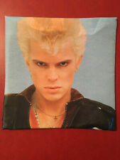 BILLY IDOL Rock Art Tapestry Image wall hanging 22.5 square