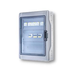 enwitec -Umschalteinrichtung - Backup-Box 3~ für SMA Sunny Island - 35kW