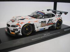 BMW Z4 GT3 #888 24h SPA 2015 MOWLE 1/18 MINICHAMPS 151152388 NEUF