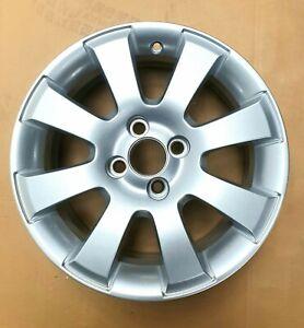 """1x Original GM Opel 13116620 Alloy 6.5Jx15 """" 4x 100mm Silver Tigra B, Astra H"""