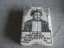 Sealed Deck of I Hardy Card Maker Majesty & Prince of Wales Playing Cards