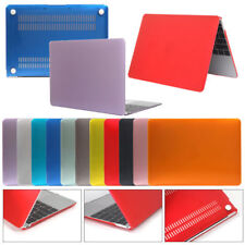 "Laptop Matt Hard Case Cover Shell for Macbook AIR 11"" 13"" PRO 13"" 15""+Retina"