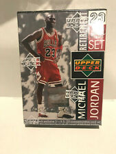 1999 Upper Deck Michael Jordan Retirement 23 Card Factory Sealed Set LAST DANCE