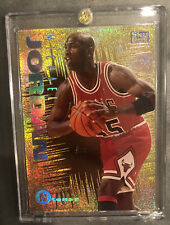 1994-95 Skybox Emotion Ntense N-tense Michael Jordan Gold Insert Rare Mint!!