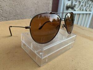 Serengeti Sunglasses Divert Super Rare Vintage Aviator