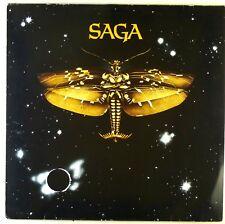 """12"""" LP - Saga  - Saga - B5009 - cleaned"""