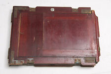 "Half Plate Holder for 4 3/4 x 6 1/2"" Glass - OD Slotted 6.25x8"" 5/8"" USED LF254"