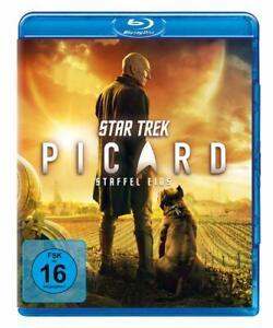 STAR TREK - Picard - Staffel 1 - Blu-ray - absolut Neuwertig