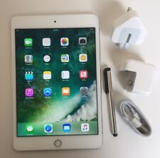 #GRADE A - # Apple iPad 4 64 GB, Mini Wi-Fi, 7.9 in (ca. 20.07 cm) - ARGENTO + extra