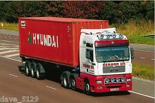 Truck Photo: DENANN UK Transport - MAN - FA54 NMM - Cleveland