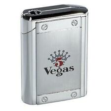 5 VEGAS Table Top Triple Torch Butane Lighter by Colibri - SHIPS FREE