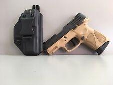 Black Kydex IWB RH holster  Taurus PT 111/140 G2