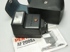 Pentax AF 200S Flash Blitzgerät