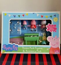 Peppa Pig Theme Park Figures & Accessory Playset