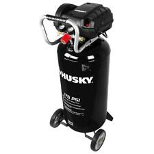 Husky Air Compressor Electric Portable High Performance Pump 175 Psi 20 Gal.